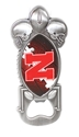 Nebraska Party Starter Magnetic Bottle Opener Nebraska Cornhuskers, Nebraska Stickers Decals & Magnets, Huskers Stickers Decals & Magnets, Nebraska  Kitchen & Glassware, Huskers  Kitchen & Glassware, Nebraska Party Starter Magnetic Bottle Opener Rico, Huskers Party Starter Magnetic Bottle Opener Rico