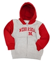 Nebraska Youngsters Hooded Full Zip Jacket Nebraska Cornhuskers, Nebraska  Infant, Huskers  Infant, Nebraska  Childrens, Huskers  Childrens, Nebraska  Zippered, Huskers  Zippered, Nebraska  Kids, Huskers  Kids, Nebraska Nebraska Youngsters Hooded Full Zip Jacket, Huskers Nebraska Youngsters Hooded Full Zip Jacket
