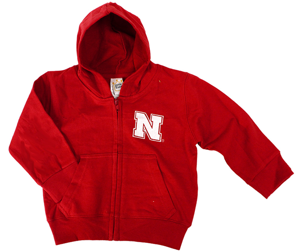 Nebraska Youngsters Red Hooded Full Zip Jacket Nebraska Cornhuskers, Nebraska  Infant, Huskers  Infant, Nebraska  Childrens, Huskers  Childrens, Nebraska  Zippered, Huskers  Zippered, Nebraska  Kids, Huskers  Kids, Nebraska Nebraska Youngsters Hooded Full Zip Jacket, Huskers Nebraska Youngsters Hooded Full Zip Jacket
