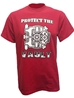 Nebrasketball Protect The Vault Tee - AT-71213