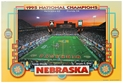 Osborne and Frazier Autographed Fiesta Bowl Print Nebraska Cornhuskers, Nebraska  Former Players, Huskers  Former Players, Nebraska  Photos Prints & Posters, Huskers  Photos Prints & Posters, Nebraska  Prints & Posters, Huskers  Prints & Posters, Nebraska Armstrong Jr Autographed Career Print, Huskers Armstrong Jr Autographed Career Print