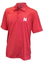 Red Stripe SS Polo Ant Nebraska Cornhuskers, Nebraska  Mens Polos, Huskers  Mens Polos, Nebraska Red Stripe SS Polo Ant, Huskers Red Stripe SS Polo Ant