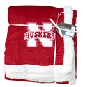 Nebraska Sherpa Husker Throw Nebraska Cornhuskers, Nebraska  Comfy Stuff, Huskers  Comfy Stuff, Nebraska  Tailgating, Huskers  Tailgating, Nebraska  Bedroom & Bathroom, Huskers  Bedroom & Bathroom, Nebraska Sherpa Husker Throw, Huskers Sherpa Husker Throw