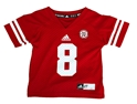Toddler Nebraska 8 Red Jersey Nebraska Cornhuskers, Nebraska  Kids Jerseys, Huskers  Kids Jerseys, Nebraska  Childrens , Huskers  Childrens , Nebraska Toddler Nebraska #8 Red Jersey, Huskers Toddler Nebraska #8 Red Jersey