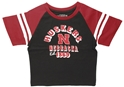 Toddler Nebraska Rocker  Tee Nebraska Cornhuskers, Nebraska  Childrens, Huskers  Childrens, Nebraska  Kids, Huskers  Kids, Nebraska  Short Sleeve , Huskers  Short Sleeve , Nebraska Toddler Rocker  Tee, Huskers Toddler Rocker  Tee
