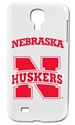White N Husker Smartphone Case for Galaxy S4 Nebraska Cornhuskers, Nebraska  Ladies, Huskers  Ladies, Nebraska  Mens, Huskers  Mens, Nebraska  Mens Accessories, Huskers  Mens Accessories, Nebraska  Ladies Accessories, Huskers  Ladies Accessories, Nebraska  Music & Audio, Huskers  Music & Audio, Nebraska Husker Smartphone Case for Galaxy S4, Huskers Husker Smartphone Case for Galaxy S4