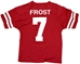 Youth Adidas Frost #7 Home Jersey - YT-FROST