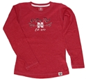 Youth Go Big Red Swirls Long Sleeve Nebraska Cornhuskers, Nebraska  Youth, Huskers  Youth, Nebraska  Long Sleeve, Huskers  Long Sleeve, Nebraska  Kids, Huskers  Kids, Nebraska Youth Go Big Red Swirls Long Sleeve, Huskers Youth Go Big Red Swirls Long Sleeve