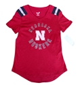 Youth Nebraska Girls Foil Retro Tee Nebraska Cornhuskers, Nebraska  Youth, Huskers  Youth, Nebraska  Kids, Huskers  Kids, Nebraska Youth Nebraska Girls Foil Retro Tee, Huskers Youth Nebraska Girls Foil Retro Tee