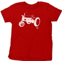 Youth Nebraska Red Tractor Tee Nebraska Cornhuskers, Nebraska  Childrens, Huskers  Childrens, Nebraska  Kids, Huskers  Kids, Nebraska Youth Nebraska Red Tractor Tee , Huskers Youth Nebraska Red Tractor Tee
