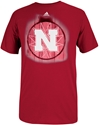 Adidas All-Net Basketball Tee Nebraska Cornhuskers, Nebraska  Mens T-Shirts, Huskers  Mens T-Shirts, Nebraska  Mens, Huskers  Mens, Nebraska  Basketball, Huskers  Basketball, Nebraska  Short Sleeve, Huskers  Short Sleeve, Nebraska  Ladies T-Shirts, Huskers  Ladies T-Shirts, Nebraska  Ladies, Huskers  Ladies, Nebraska Adidas All Net Basketball Tee, Huskers Adidas All Net Basketball Tee
