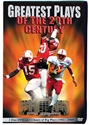 Greatest Plays Of 20Th Cnt-Dvd Husker football, Nebraska cornhuskers merchandise, husker merchandise, nebraska merchandise, nebraska cornhuskers dvd, husker dvd, nebraska football dvd, nebraska cornhuskers videos, husker videos, nebraska football videos, husker game dvd, husker bowl game dvd, husker dvd subscription, nebraska cornhusker dvd subscription, husker football season on dvd, nebraska cornhuskers dvd box sets, husker dvd box sets, Nebraska Cornhuskers, Greatest Plays DVD