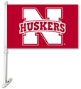 N Huskers Car Flag Nebraska Cornhuskers, Nebraska  Flags & Windsocks, Huskers  Flags & Windsocks, Nebraska  Flags & Windsocks, Huskers  Flags & Windsocks, Nebraska  Tailgating, Huskers  Tailgating, Nebraska Vehicle, Huskers Vehicle, Nebraska Nebraska Logo Red Car Flag, Huskers Nebraska Logo Red Car Flag