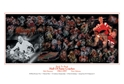 Hall of Fame Coaches Print Nebraska Cornhuskers, Hall of Fame Coaches Print