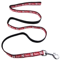 Husker Dog Leash Nebraska Cornhuskers, husker football, nebraska merchandise, husker merchandise, nebraska cornhusker merchandise, nebraska cornhuskers pet items, husker pet items, husker dog leash, nebraska dog leash, nebraska cornhuskers dog leash, Retractable Dog Leash