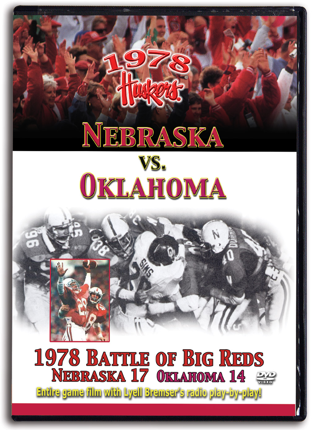 1978 Oklahoma Game with Lyell Bremser!!