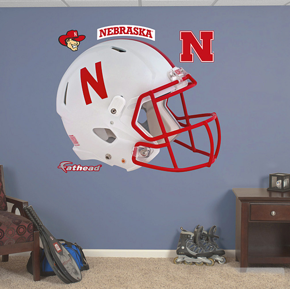 FATHEAD SPEED HELMET  Nebraska Cornhuskers, husker football, nebraska cornhuskers merchandise, nebraska merchandise, husker merchandise, nebraska cornhuskers apparel, husker apparel, nebraska apparel, husker youth apparel, nebraska cornhuskers youth apparel, nebraska kids apparel, husker kids apparel, husker kids merchandise, nebraska cornhuskers kids merchandise,FATHEAD SPEED HELMET