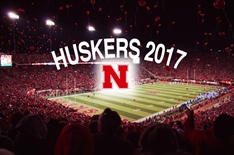 2017 Nebraska Football Season on DVD