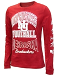 Adidas All Huskers Amped L/S Tee