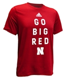 Adidas Go Big Red Locker Tee