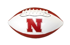Adidas Nebraska Blitz Mini Football