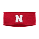 Adidas Official 2019 Nebraska Fleece Earband