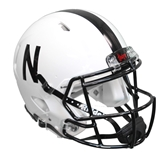 Authentic 2019 Alternate Nebraska Speed Helmet