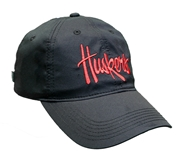 Legacy Huskers Coaches Cap - Black