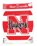 Classic N-Huskers Elongated Toliet Seat