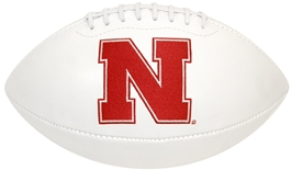 Collector's Nebraska Autograph Ball
