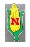 Corn Cob Nebraska Decal
