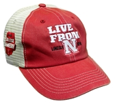 ESPN College Gameday Husker Trucker