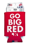 Go Big Red Can Cooler