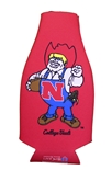 Herbie Husker Zippered Bottle Cooler