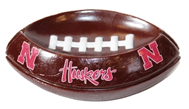 Huskers Football Soap Dish