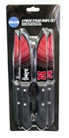 Huskers Steak Knife Set