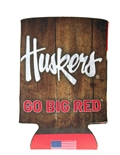 Huskers Wood Evolution Can Cooler
