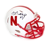 Jordan Westerkamp Autographed Mini Speed Helmet