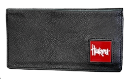 Leather Huskers Checkbook Cover
