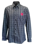 Nebraska Agent Button Down Dress Shirt