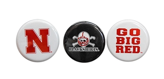 Nebraska Button Set