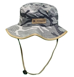 Nebraska Camo Machete Bucket Hat