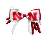 Nebraska Curled Ribbon Hair Bow