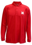 Nebraska Exceed LS Polo