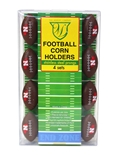 Nebraska Football Corn Cob Knobs