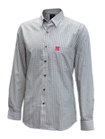 Nebraska Gingham Button Down
