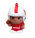 Nebraska Huskers Player Squeezy-Mate