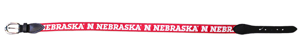 Nebraska Ribbon Belt