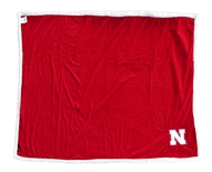 Nebraska Sherpa Husker Throw
