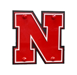 Nebraska Steel Hitch Cover